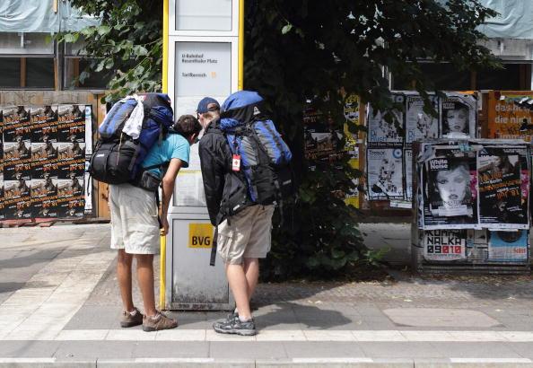 Туризм - самый дешевый способ путешествовать по миру. Фоторепортаж. Фото: Andreas Rentz/Getty Images
