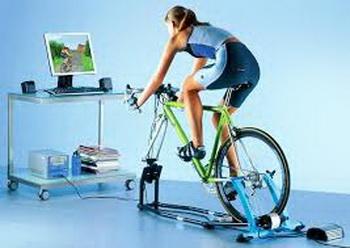 О велотренажерах для использования дома. Фото: likar.info