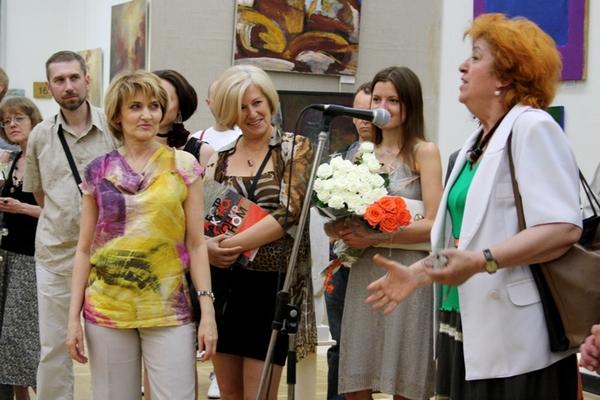 Выставка «Связь времен»  в московском Центральном Доме художников. Благодарные посетители отзываются о выставке