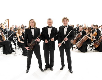 Би-2 с симфоническим оркестром выступят в Москве и Санкт-Петербурге. Фото предоставлено пресс-службой группы