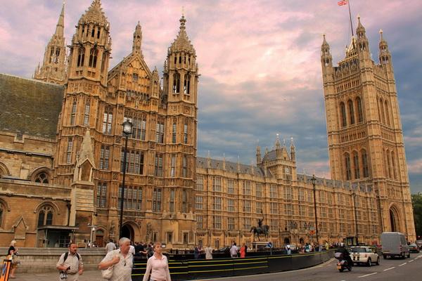 Английский парламент. Фото: Ирина Рудская/Великая Эпоха (The Epoch Times)