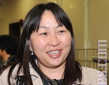 Госпожа Бэярджаргэл, профессор из университета Монголии. Фото с сайта theepochtimes.com