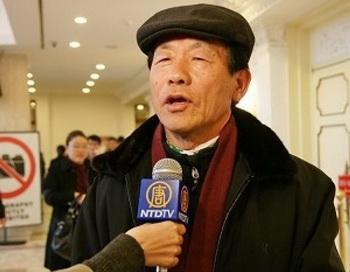 Пак Йон Чже, известный корейский художник. Фото с сайта theepochtimes.com