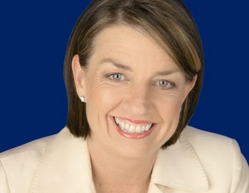 Премьер-министр и министр по вопросам искусства штата Квинсленд Анна Блай. Фото с сайта theepochtimes.com