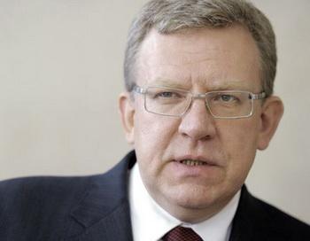 Представитель России во Всемирном Банке и МВФ Алексей Кудрин. Фото РИА Новости