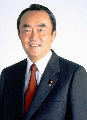Г-н Тошимитсу Мотэджи. Фото с сайта minghui.org