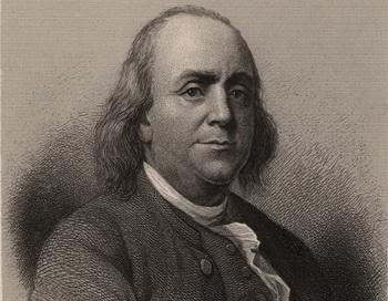 Бенджамин Франклин сделал много великих вещей в своей жизни, но его главная цель в жизни - быть добродетельным. Фото с сайта theepochtimes.com