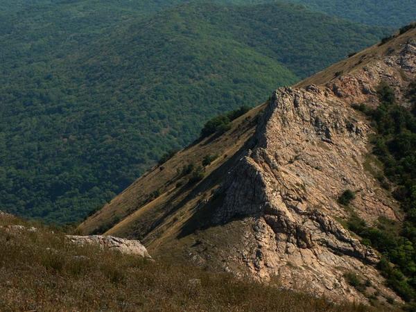 К северо-востоку от Орлиного ущелья. Фото с сайта astrotourist.info