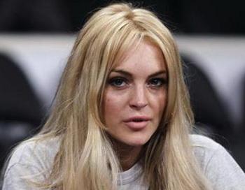 Линсей Лохан вновь предстала перед судом. Фото с сайта uk.reuters.com