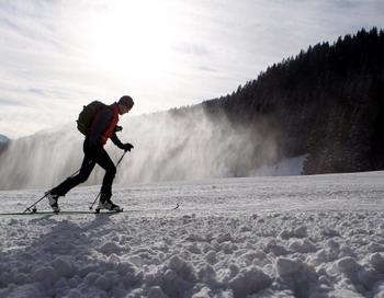 День зимнего солнцестояния,  22 декабря, знаменует приход астрономической зимы. Фото: Miguel Villagran/Getty Images