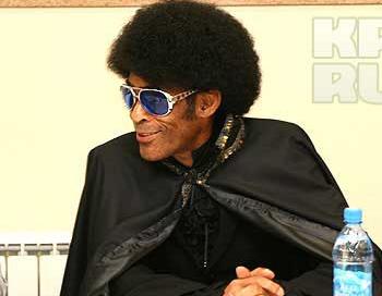 Умер солист «Бони М» Бобби Фаррелл. Фото с сайта discoclub.su