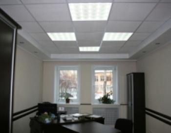 Потолочные светодиодные светильники. Фото с сайта e-pec.ru