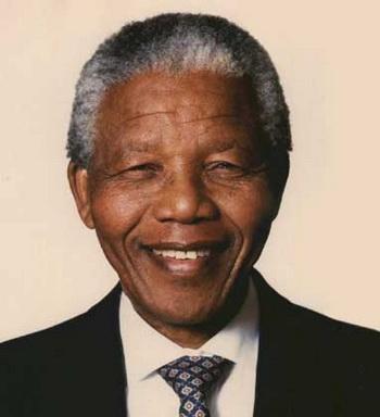 Нельсон Мандела – победитель апартеида. Из серии