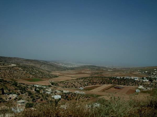 От Иерусалима до Афулы через Иорданскую долину. Вид с горы Гильбоа. Фото: Хава ТОР/Великая Эпоха