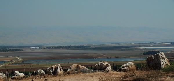 От Иерусалима до Афулы через Иорданскую долину. Вид на долину Изреель. Фото: Хава ТОР/Великая Эпоха