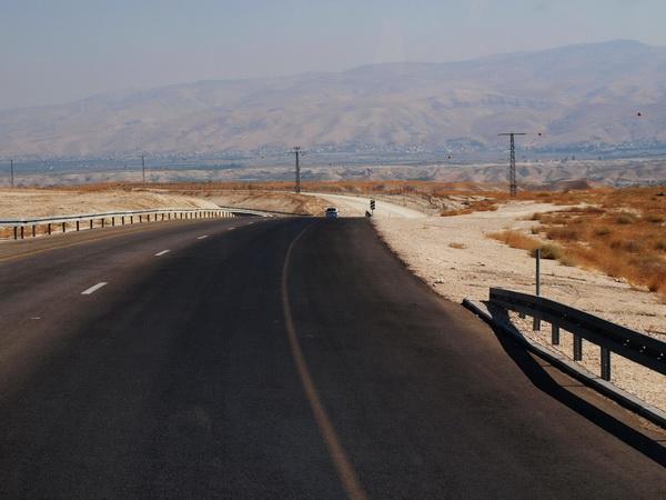 От Иерусалима до Афулы через Иорданскую долину. Мертвое море, Иорданская долина, Бейт-Шаан, гора Гильбоа, Афула. Фото: Хава ТОР/Великая Эпоха