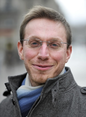 Дэниел Таммет – британский лингвист. Фото: GERARD JULIEN/AFP/Getty Images