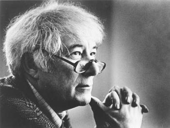 Шеймус Хини – ирландский поэт. Фото с сайта noblit.ru