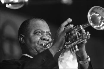 Луи Армстронг – великий американский джазовый музыкант