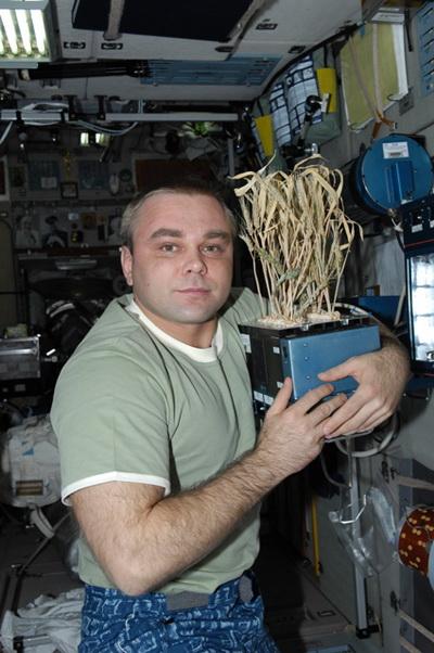 Блог Сураева – первый космический блог. Фото с сайта federalspace.ru