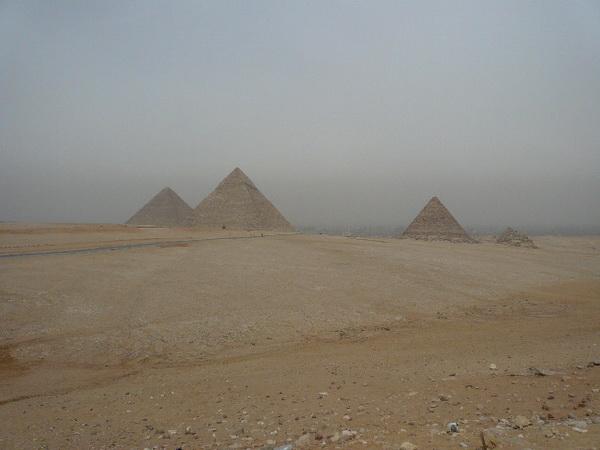 Пирамиды, Гиза. Фото: Елена Захарова/Великая Эпоха (The Epoch Times)