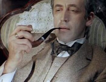 Шерлок Холмс. Фото с сайта ura-inform.com