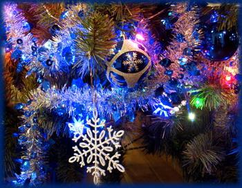 Где лучше встретить Новый год? Фото с сайта: pyat-svetlana.ya.ru
