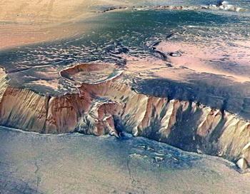 Марс.Фото: ESA/Getty Images News