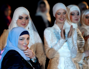 Первая леди Чечни