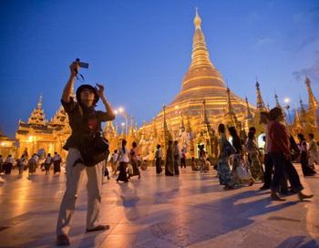 Бирма — страна, непохожая на другие.Фото: Drn/Getty Images News