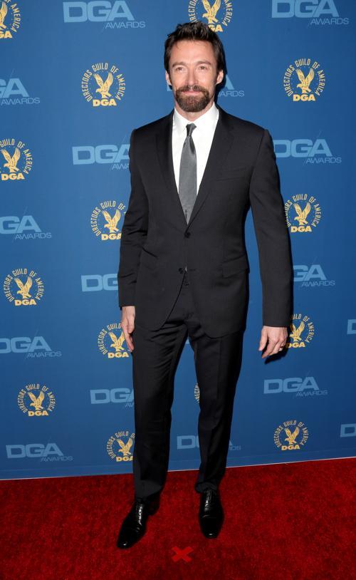 Хью Джекман на вручении премии Гильдии режиссёров США 3 февраля 2013 года в Голливуде, США. Фото: Frederick M. Brown/Getty Images