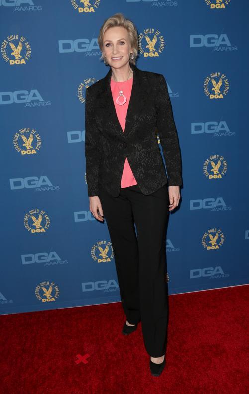 Джейн Линч на вручении премии Гильдии режиссёров США 3 февраля 2013 года в Голливуде, США. Фото: Frederick M. Brown/Getty Images