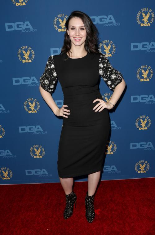 Александра фон Ренер на вручении премии Гильдии режиссёров США 3 февраля 2013 года в Голливуде, США. Фото: Frederick M. Brown/Getty Images