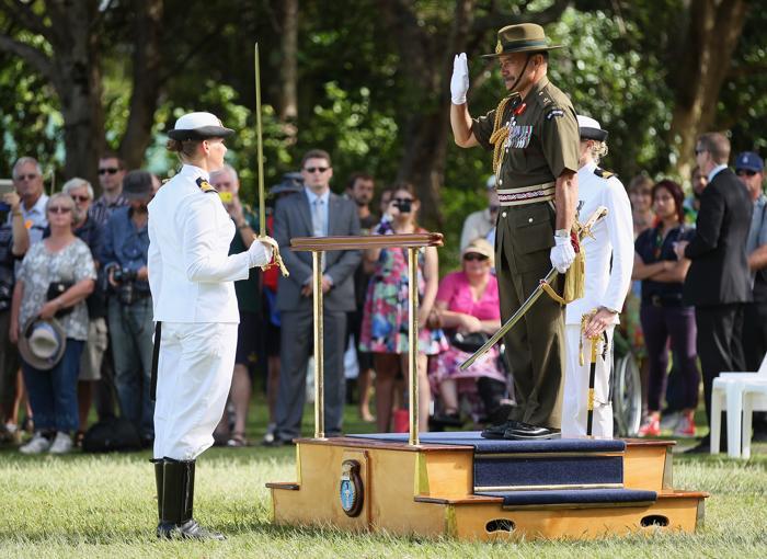 В Новой Зеландии готовятся к национальному дню. Фото: Sandra Mu/Getty Images