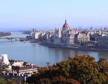 Будапешт, вид на Парламент. Фото: Ирина Рудская/Великая Эпоха