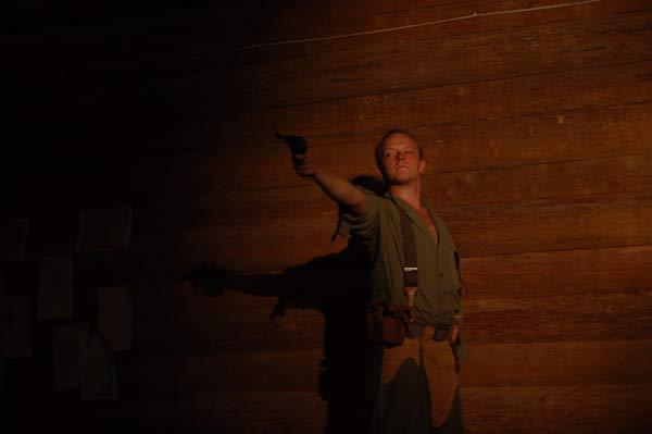 Сцена из спектакля. Фото: Виктор Сенцов