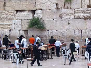 Иерусалим. Стена Плача. Фото: Яйра ЯСМИН/Великая Эпоха