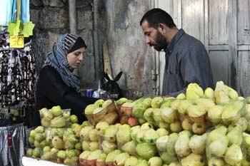Иерусалим. Возле Дамасских ворот. Фото: Яйра ЯСМИН/Великая Эпоха