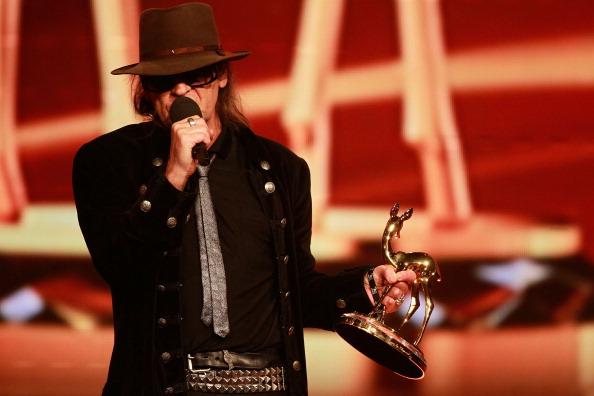 Церемония вручения немецкой журналистской премии Bambi 2010 Award в Потсдаме, Германия, 11 ноября 2010. Фото: Sean Gallup/Getty Images