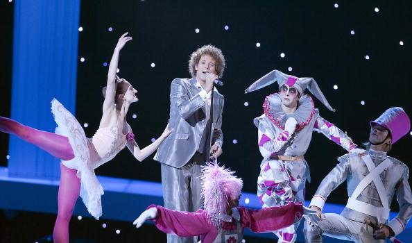 Последняя репетиция финалистов «Евровидения-2010». Фоторепортаж. Фото: Nigel Waldron/Getty Images