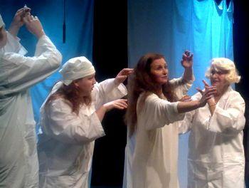 Премьера спектакля «Прощение» в Иерусалиме. Фото предоставлено театром Дрор