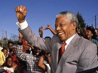 Нельсон Мандела. Фото intv.ua/ru/