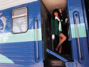 Президент ОАО «РЖД» принял участвие в открытие нового учебного центра на Московской железной дороги. Фото с trainservice.ru