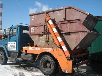 Где больше мусора — в Нью-Йорке, Париже или Москве? Фото с musor-msk.ru
