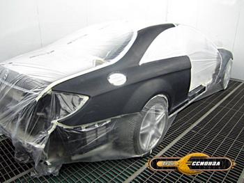 Окраска кузова автомобиля: слагаемые успеха. Фото с 77professional.ru