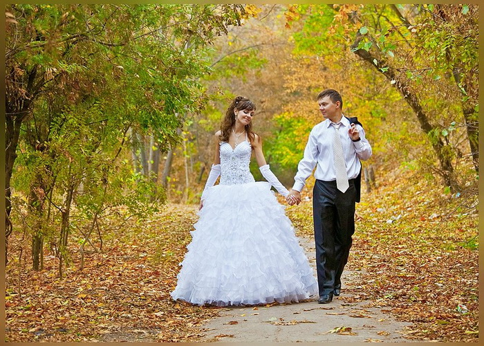 фотографии со свадеб: