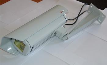 Тепловизоры и камеры для видеонаблюдения. Фото с pergam.ru
