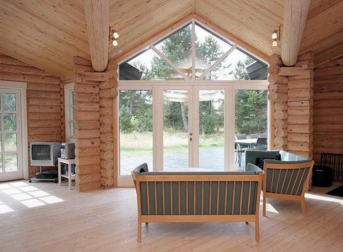 Дом, в котором всегда комфортно. Фото с ingris29.ru