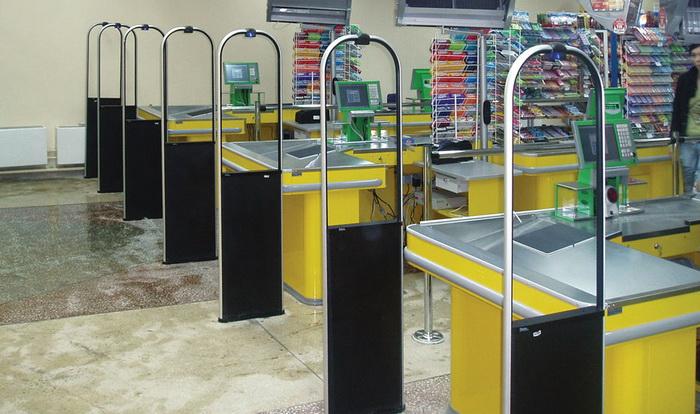 Противокражное оборудование - неотъемлемая часть общей охранной системы магазина. Фото с antivor.ru