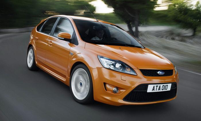 Ford Focus – больше чем автомобиль. Фото с custom-car.us